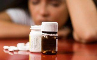 Длительность синдрома отмены антидепрессантов, транквилизаторов и ошибки в лечении