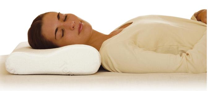 Правильное положение во сне