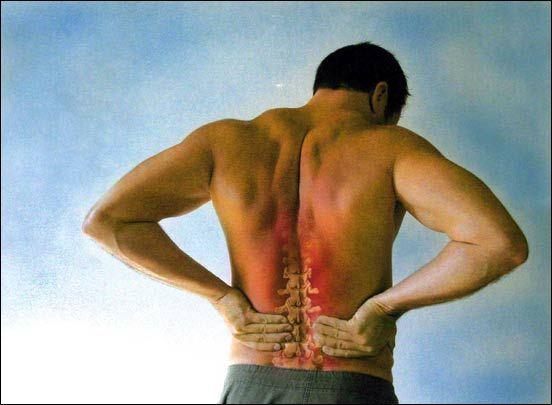 Купирование болевого синдрома при остеохондрозе