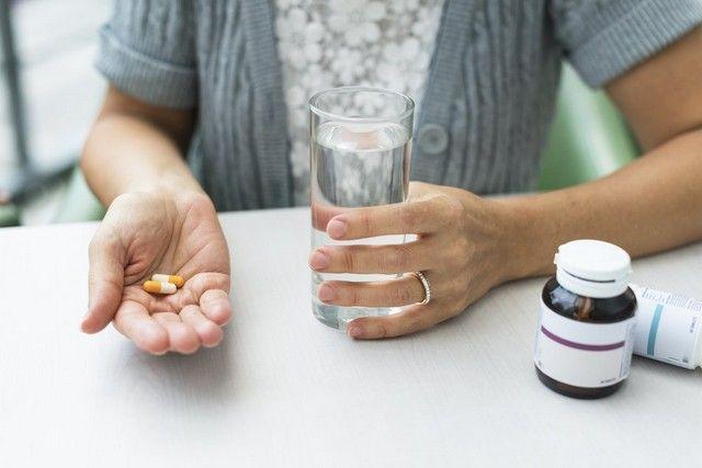 Не правильный прием препарата