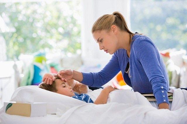 Гипертермический синдром - что сразу предпринять? при орви и чмт